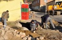 FOSEPTİK ÇUKURU - Başkan Alıcık, Yazırlı Mahallesinin Sorunlarını Çözdü