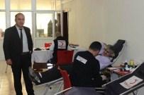 PORSELEN TABAK - Beyşehir'de Hükümet Binasında Kan Bağışı Kampanyası