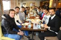 KÜÇÜMSEME - Büyükşehir Belediyespor'a Kahvaltı Morali