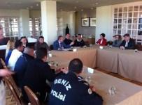 GÜMRÜK MÜDÜRÜ - Didim'de Liman Güvenliği Toplantısı Yapıldı
