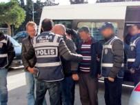 YAKIT DEPOSU - Emniyetin Operasyonları İnsan Kaçakçılarına Balyoz Gibi İndi