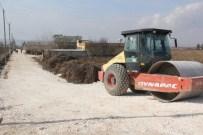 KARAHISAR - Eyyübiye Belediyesi Kırsalda Stabilize Yol Yapımına Devam Ediyor