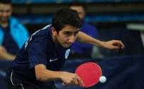 ZEKİ BULUT - Genç Masa Tenisçiler Isparta'dan Döndü