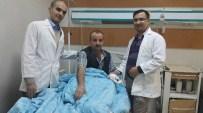 Kopan Parmağa Başarılı Ameliyat