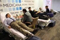 Medicana'dan Kızılay'ın Kan Bağışı Kampanyasına Destek