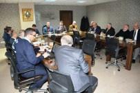 HIKMET ÖZDEMIR - Oda Başkanları Belsa'da Bir Araya Geldi