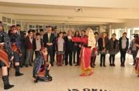 MUSTAFA VURAL - Özel Eğitim Okulu'nda 'Meleklerle Buluşuyoruz' Projesi