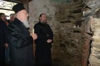 TAYFUR ÇİÇEK - Patrik Bartholomeos Tarihi Kent Tire'yi Gezdi