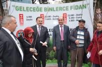 Soma Belediyesi Ve Ziraat Odası'ndan Doğaya Büyük Katkı