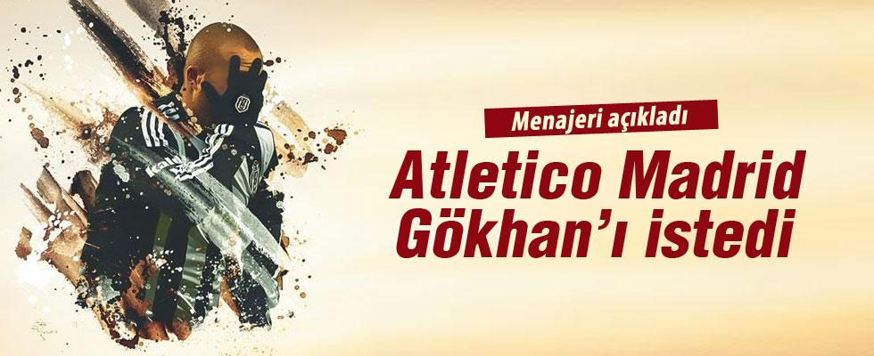 Ahmet Bulut: Atletıco Madrid Gökhan Töre'yi istedi