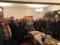 Belediye İşçilerinden Başkan Yılmaz'a Teşekkür Yemeği