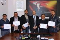 SÜRÜ YÖNETİMİ - Erciş'te 23 Kursiyer Sürü Yönetimi Elemanı Sertifikalarını Aldı