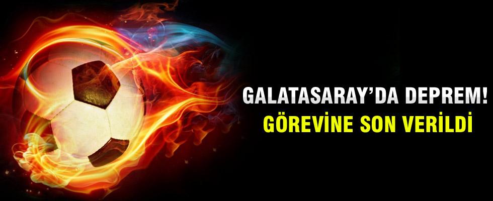 Galatasaray'da Cenk Ergün'ün Florya ile ilişkisi kesildi