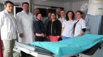 Hastaneye 400 Bin TL'lik 2 Adet Cihaz Alındı