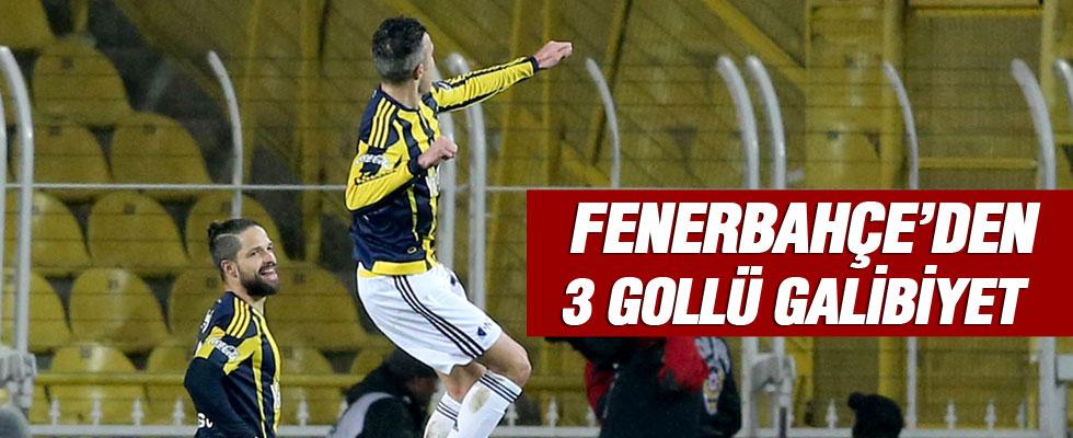 Fenerbahçe Kasımpaşayı 3-1 mağlup etti