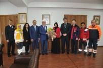 MUHAMMED YUNUS - Karaman'da Avrupa 112 Günü Kutlandı