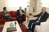MESİR FESTİVALİ - Macaristan'dan Başkan Ergün'e Ziyaret