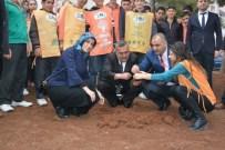 FARUK ÖZDEMIR - Yeşil Okulla Yeşil Kilis, Okulları Ağaçlandırma Projesi