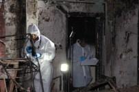 Zeytinburnu'da Yangın Açıklaması 2 Çocuk Feci Şekilde Can Verdi