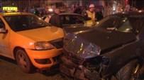 ABDULLAH ASLAN - Alkollü Sürücü 4 Aracı Birbirine Kattı