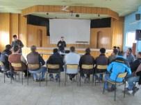 Belediye İşçilerine İş Güvenliği Eğitimi