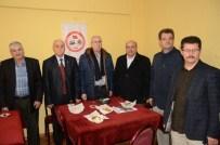 PORSELEN TABAK - Bilecik Rumeli Türkleri Kültür Ve Dayanışma Derneği 3'Üncü Başkanını Seçti