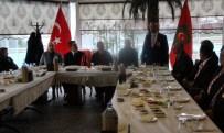 ŞEHİT AİLELERİ - Gazi Ve Şehit Aileleri Derneğinden Birlik Beraberlik Kahvaltısı'