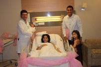 Kayserisporlu Vanderley Dias Marinho Acıbadem Kayseri Hastanesi'nde 2. Kez Baba Oldu