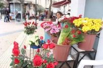 MAHREM - Çiçekçiler 14 Şubat'ta Sevinemedi