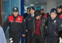 KREDİ KARTI BORCU - Kahramanmaraş'ta Banka Soygunu Kamerada