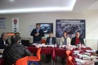 SADıK TUNÇ - Roman Vatandaşların Sorunları Masaya Yatırıldı