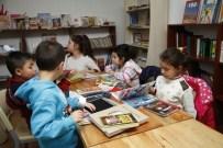 FAKIR BAYKURT - Fakir Baykurt Halk Kütüphanesi'ne Yoğun İlgi