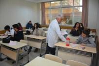 ERKAN TEMEL - Öğrenciler 'Gelecek' Sınavında
