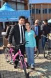 TEKIROVA - Başkan Gül'den 850 Öğrenciye Bisiklet