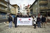 GENCEK - Beyşehirli Fotoğraf Severler Fotoğraf Etkinliğinde Buluştu