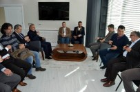 MEHMET KARATAŞ - Final Okulları Basın Mensuplarını Ağırladı