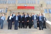 ALI ARıKAN - Nebati Başkanlığındaki AK Partili Heyet Silopi'de