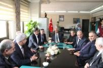 Terdef'ten Başkan Bassoy'a Ziyaret