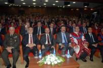 HEZARFEN AHMET ÇELEBİ - TOBB Başkanı Hisarcıklıoğlu'na MAKÜ'den Fahri Doktora Payesi