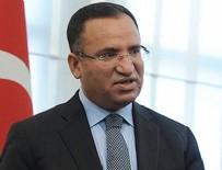 MECLİS ANAYASA KOMİSYONU - Bekir Bozdağ'dan 'anayasa komisyonu' açıklaması
