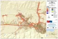 GÜRÜLTÜ HARİTASI - Bursa'nın Gürültü Haritası Çıkarıldı