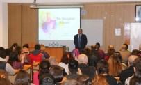 ANTARKTIKA - Nevşehir'de 'Bir Gezginin Rüyası' Konulu Konferans Düzenlendi
