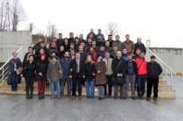 MUSTAFA FıRAT - SASKİ Sakara'nın Altyapı Geleceğini Planlıyor