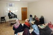TECVID - Tarsus Müftülüğü'nden Hizmet İçi Eğitim Kursu
