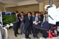 Vali Ceylan Kozaklı Fizik Tedavi Hastanesini Ziyaret Etti
