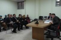BIMER - Yozgat Kamu Hastaneleri Birliği Genel Sekreterliği Hasta Memnuniyeti Değerlendirme Toplantısı Yaptı