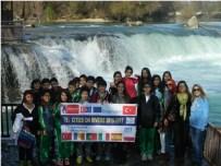 EMINE YıLDıRıM - Barbaros Ortaokulu Yöneticileri Antalya'yı Tanıttı