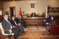 Başhekim M. Ali Bekir, Arslan'ı Ziyaret Etti