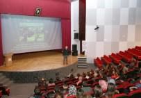TÜRKAN SABANCı - 'Betona İnat Doğal Hayat Açıklaması Nezahat Gökyiğit Botanik Bahçesi' Konferansı