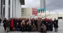 KUMKALE - Çanakkaleli Kadın Çiftçiler İzmir Tarım Fuarını Ziyaret Etti